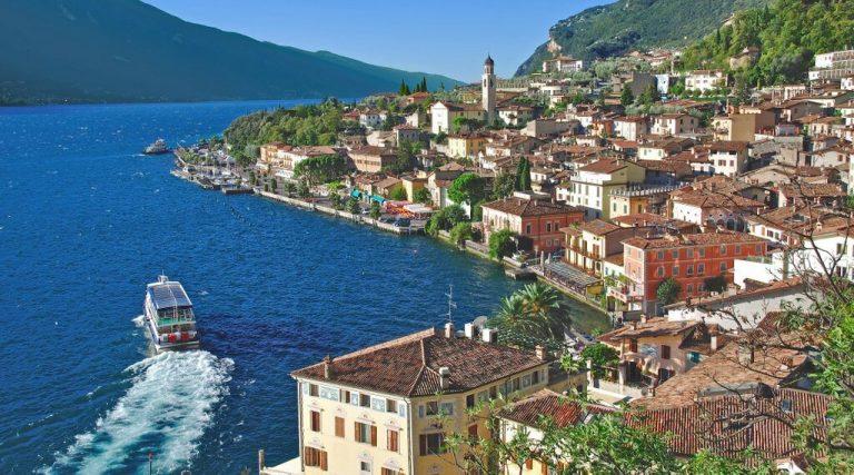 Limone - Località sul Lago di Garda