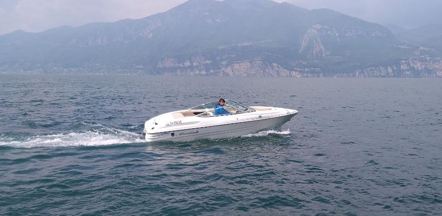 Servizio taxi boat - Noleggio barche a Brenzone sul Lago di Garda - Boat Rent