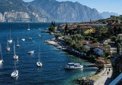 Assenza Brenzone sul Garda - Location on Lake Garda