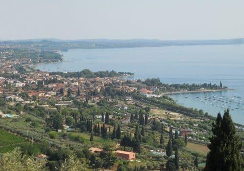 Bardolino - Location on Lake Garda